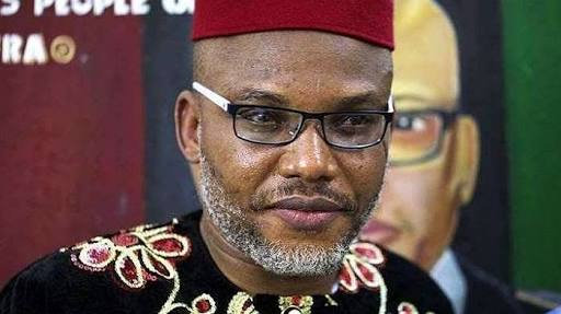 NNAMDI KANU, LEADER OF THE IPOB IN TREASON CHARGES